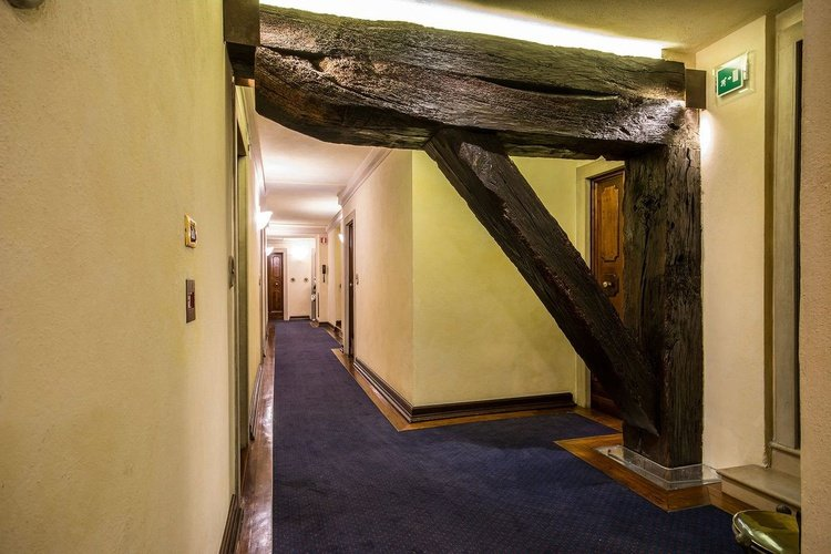 Interno  art hotel commercianti bologna