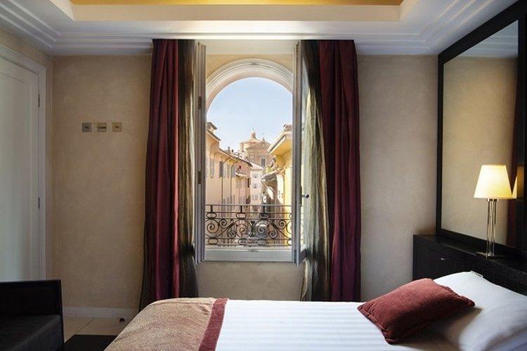 Camera doppia  art hotel novecento bologna