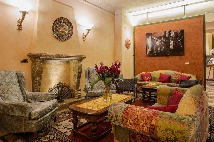Soggiorno  art hotel commercianti bologna
