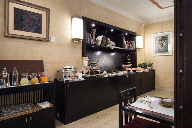 Colazione a buffet  Art Hotel Novecento Bologna, Italia