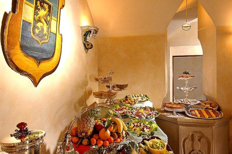 Colazione a buffet  art hotel commercianti bologna