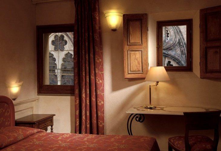 CAMERA DOPPIA CLASSIC Art Hotel Commercianti Bologna, Italia