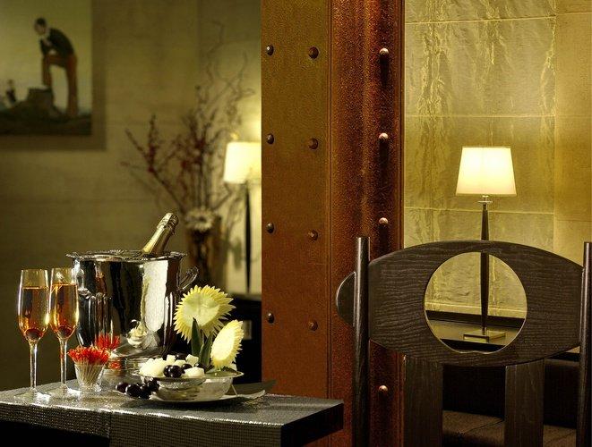 Dettaglio  Art Hotel Novecento Bologna, Italia