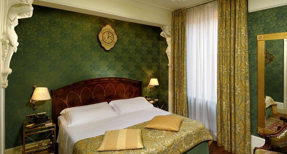 Camera classic Art Hotel Orologio Bologna, Italia