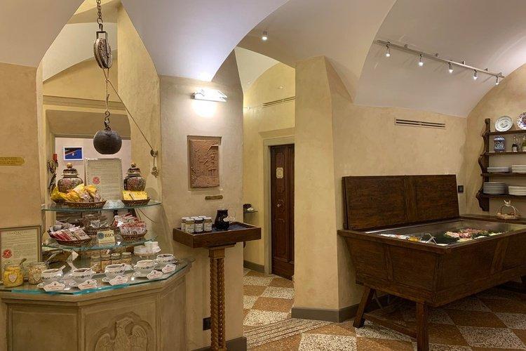 Ristorante a buffet  art hotel commercianti bologna