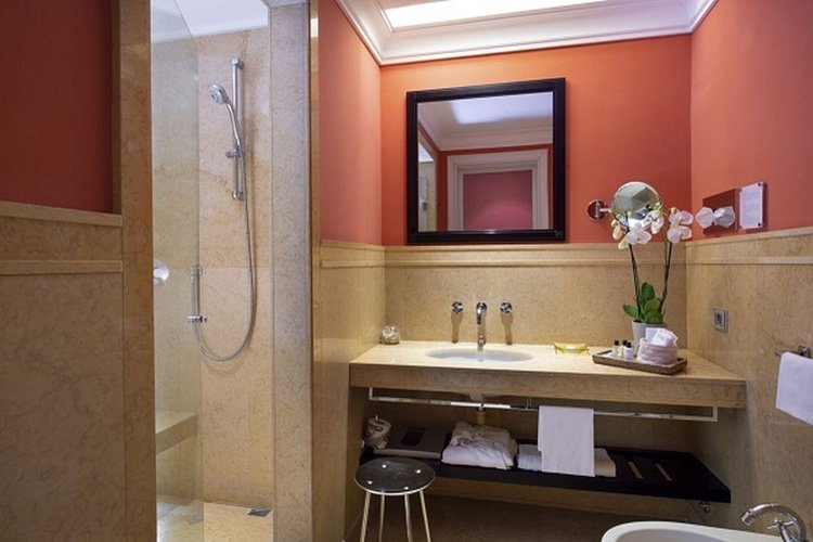 Bagno  art hotel novecento bologna