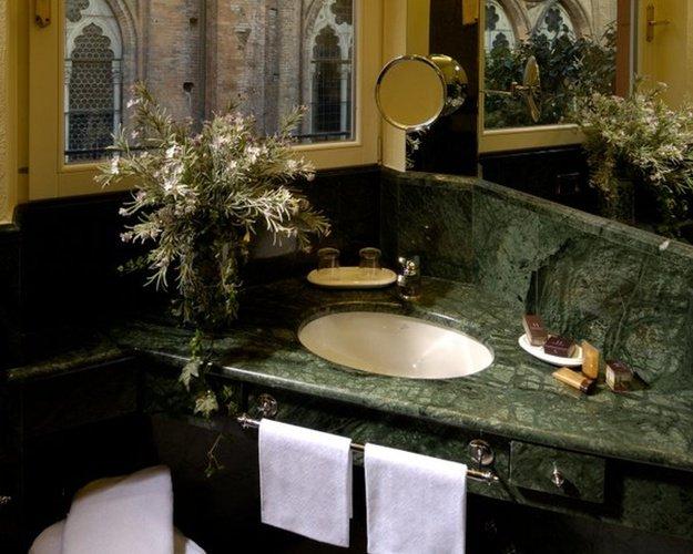 CAMERA DOPPIA DELUXE Art Hotel Commercianti Bologna, Italia