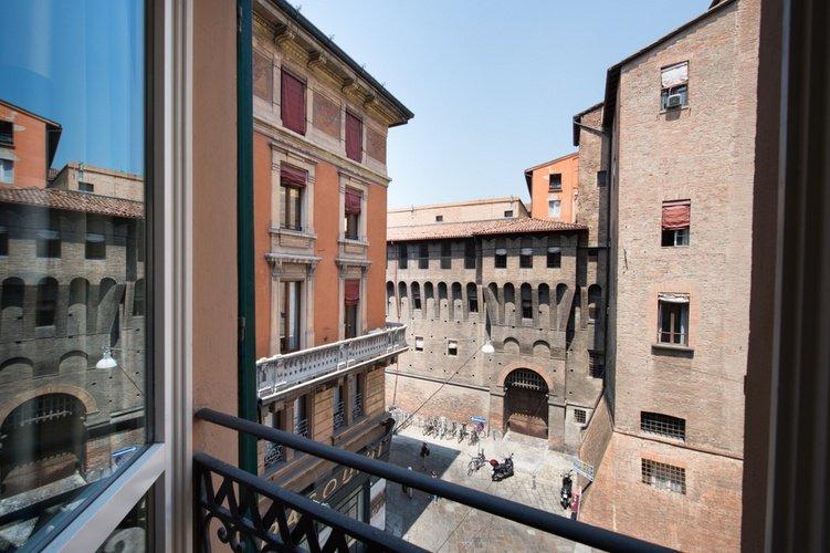Vista Art Hotel Orologio Bologna, Italia