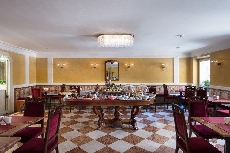 Colazione a buffet Art Hotel Orologio Bologna, Italia