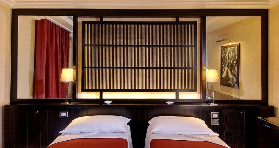 Camera doppia classic  Art Hotel Novecento Bologna, Italia