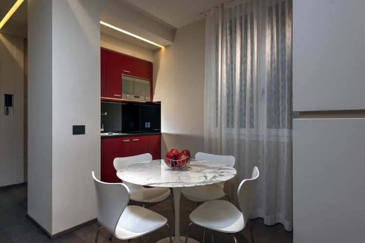 LUXURY APARTMENTS Art Hotel Commercianti Bologna, Italia