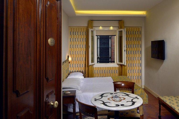 Camera singola  art hotel commercianti bologna