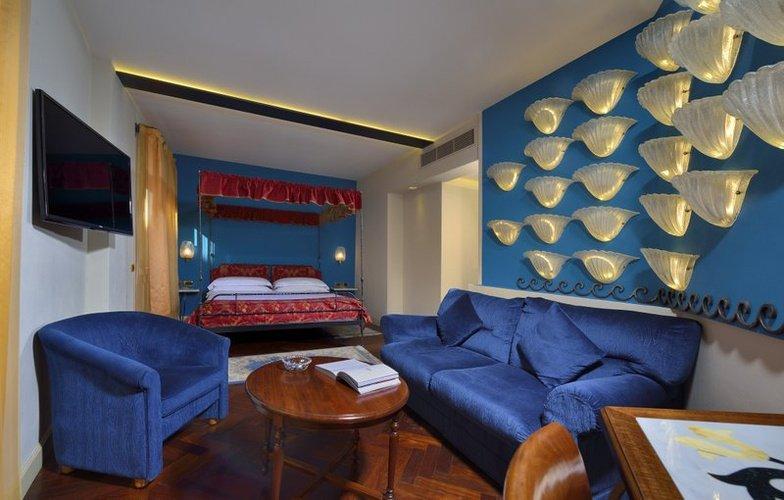 JUNIOR SUITE Art Hotel Commercianti Bologna, Italia
