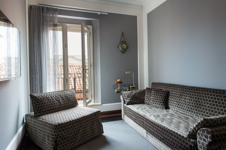 Camera deluxe  art hotel orologio bologna